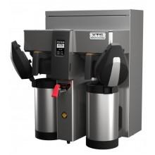 New Fetco Twin 3L Airpot Coffee Brewer