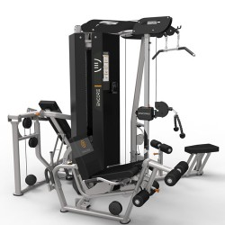New Encore ES3000 3 Stack Multi Gym with Hi/Lo Pulley Option