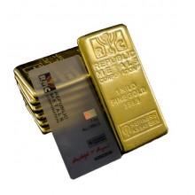 Cheap 1 Kilo or kg Republic Metals Gold Bar